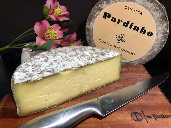 Pardinho Artesanal - Eleito o melhor queijo Brasileiro
