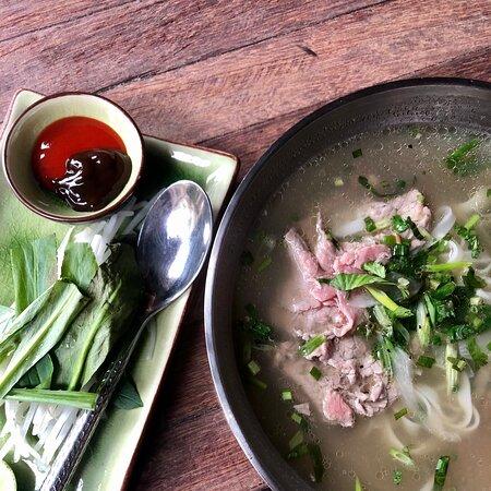 Very authentic Vietnamese food