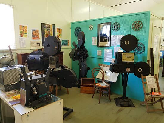 Wondai, Australie : Movie Projectors