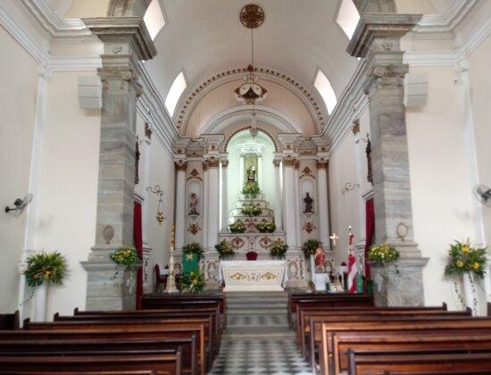 Igreja Matriz De Nossa Senhora Do Carmo