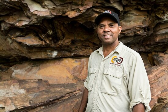Expérience d'une demi-journée sur l'art rupestre aborigène dans le...