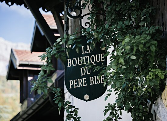 La Boutique du Pere Bise