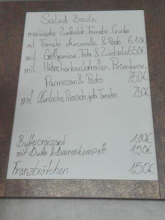 Blomberg, Γερμανία: Menu3