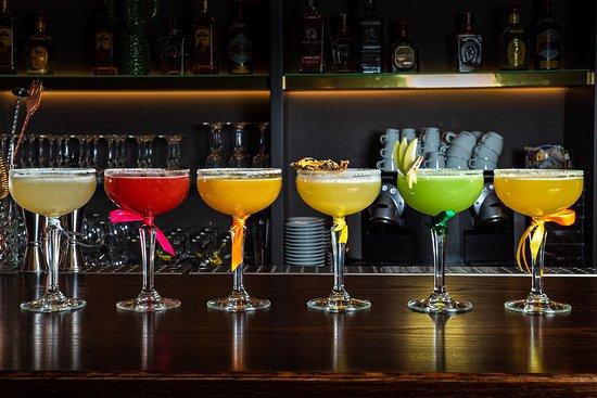 Flavoured Margaritas