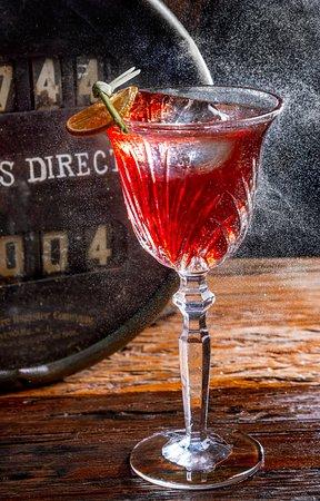 Nossos drinks contam uma história