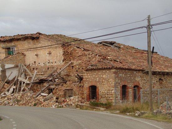 Imon, Španělsko: ruinas