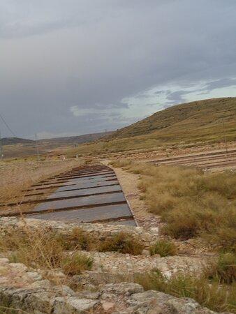 Imon, Španělsko: salina