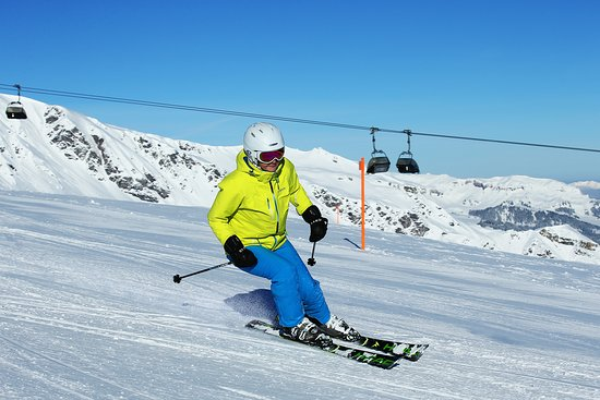 Sargans, Swiss: nearby skiing area