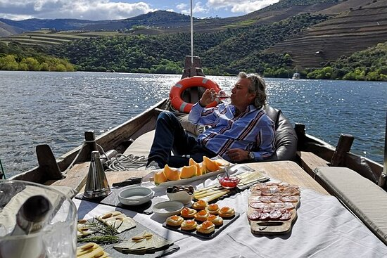 Douro Valley Private Tour with...