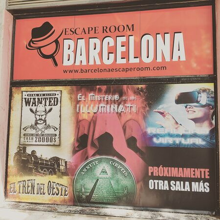 ‪Barcelona Escape Room‬