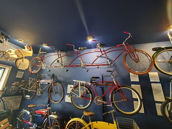 Little Congress Bicycle Museum