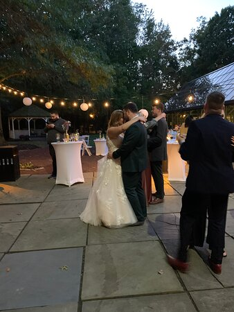 Lovely COVID Adjusted Wedding and Long Weekend