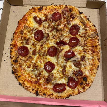 Notorious P.I.G pizza