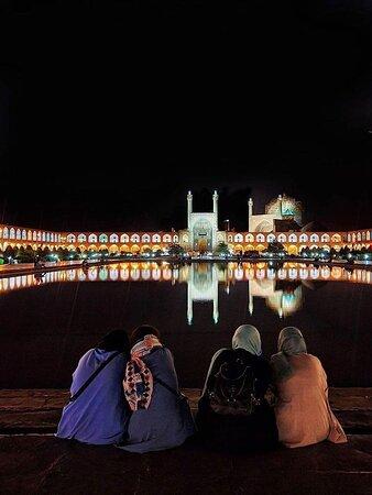 Isfahan Province, Iran: ❤️ IRAN 🇮🇷 Isfahan🌹 Naghsh-e Jahan 🤩