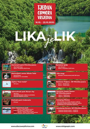Vrhovine, Croatia: It is time to make some memories! Visit us this October and simply have a good time.