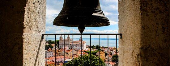 Torre Da Igreja Do Castelo de Sao Jorge