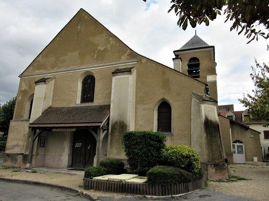 Eglise Saint-Sulpice-Saint-Antoine