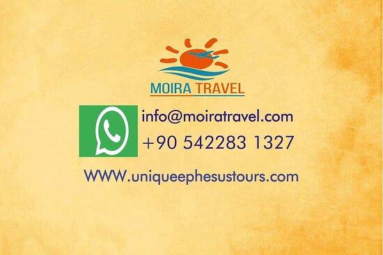 Unique ephesus tours in Izmir