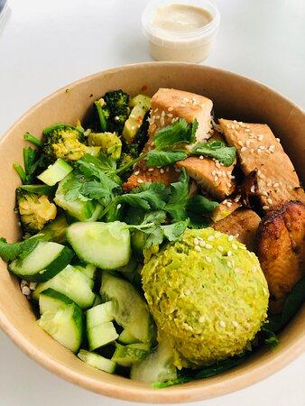 Top Salate und Bowls!