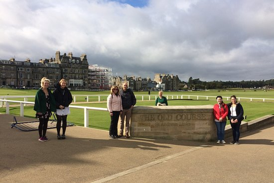 ‪Walking Tours in St Andrews‬