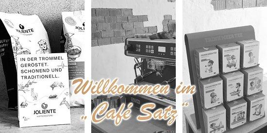 Blomberg, Γερμανία: Willkommen im CafeSatz