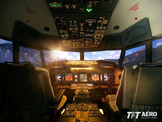 TFT aero Dubai