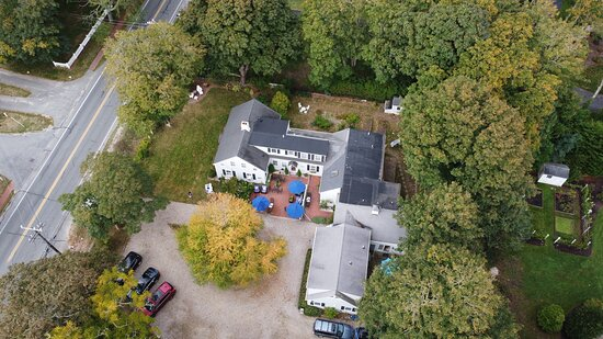 East Orleans, MA: The Parsonage, September 2020