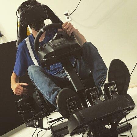 6th Dimension Virtual Reality