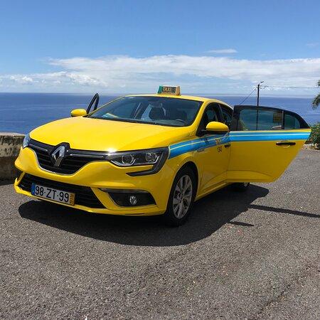 Madeira In Táxi