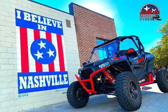 Nashville UTV Rentals