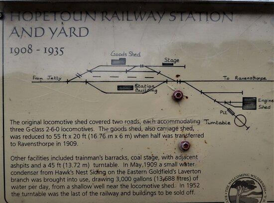 Hopetoun - Ravensthorpe Railway Heritage Walk