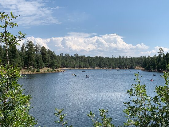 Forest Lakes Photo