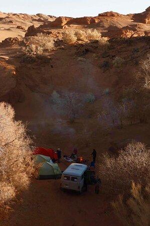 Dalanzadgad, منغوليا: camping tour