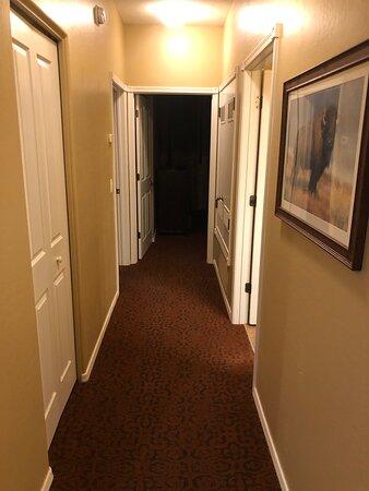 Overgaard, AZ: Hallway