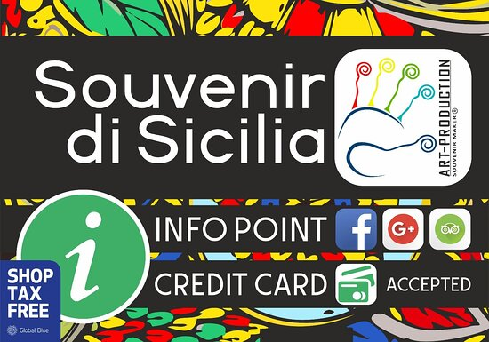 Souvenir di Sicilia by Art-Production