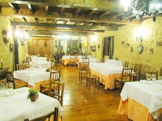imagen Restaurante La cueva de Dona Isabela en Casalarreina