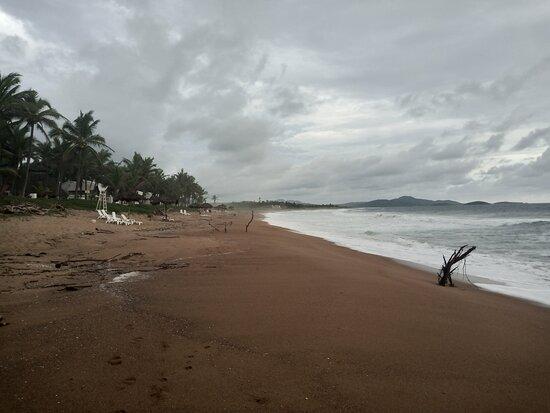 Chamela, México: playa