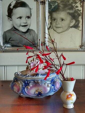 Das coisas lindas que aprendemos com a nonna: cada momento é uma explosão de vida...