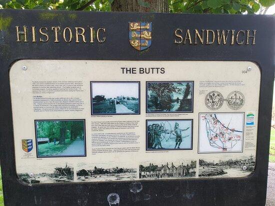 Sandwich Old Town Walls