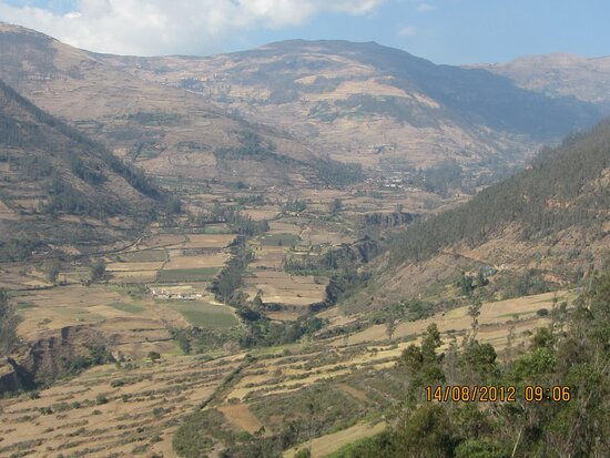 Cachora, Perú: Camino a Choquequirao , magnifica naturaleza
