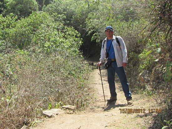 Camino a Choquequirao lado Cusco