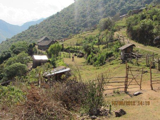 Cachora, Peru: Marampata