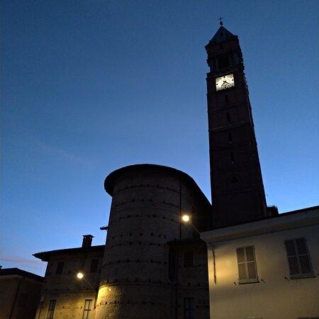 Montaldo di Mondovi, Taliansko: Piccoli paesi .. serate inaspettate ..