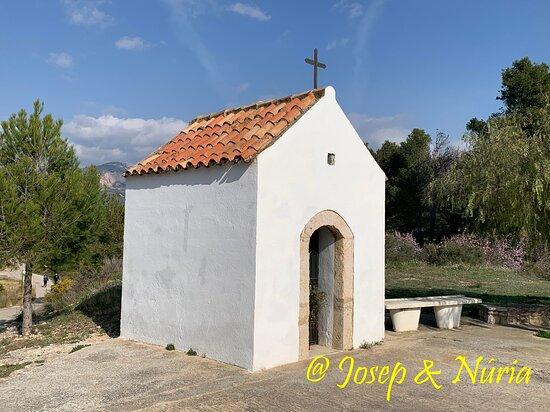 La Senia, İspanya: Ermita dels Sants Metges