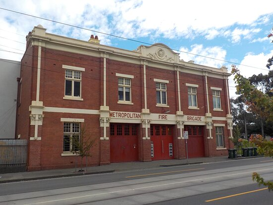 Former North Fitzroy Fire Station