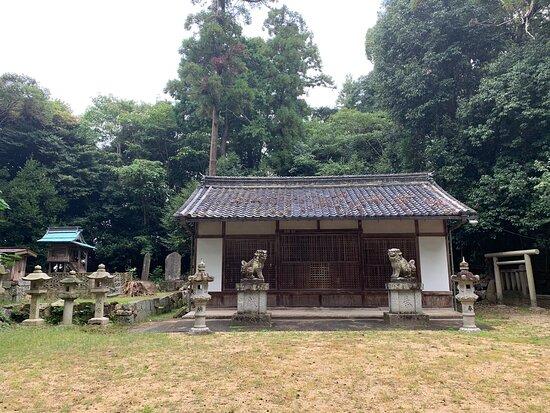 Shikinomiyagataniimasu Shrine