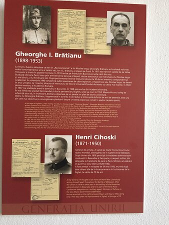 """Prominent political personalities who """"died"""" in the prison of Sighetu Marmatiei."""