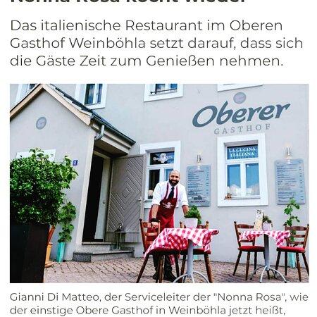 Weinboehla, เยอรมนี: Nonna Rosa