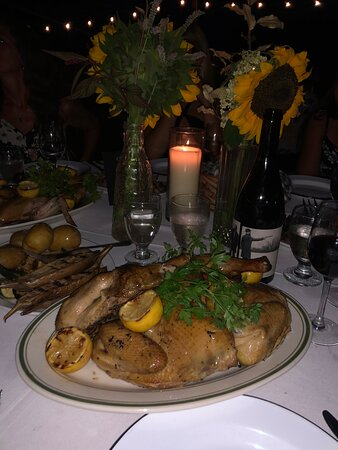 Farm to Table Dinner = Perfection