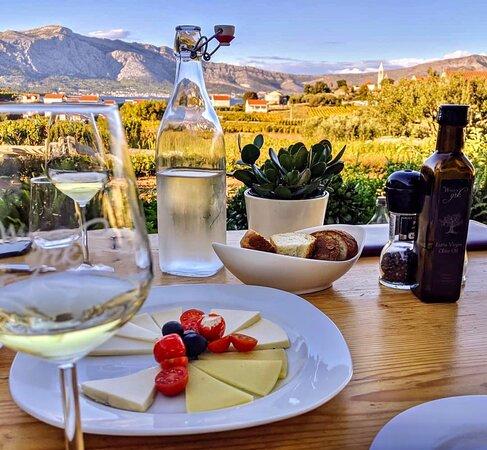Lumbarda, Hrvatska: The view!